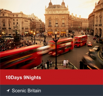 10 Days 9 Nights - Scenic Britain